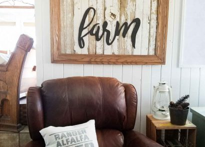 Featured Repurposed Wall Art by Prodigal Pieces | prodigalpieces.com
