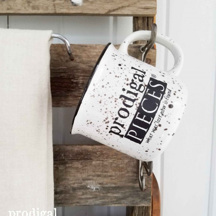 Hanging Prodigal Pieces Mug | Prodigal Pieces | prodigalpieces.com