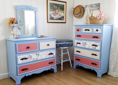 Featured Girls Bedroom Set Makeover by Prodigal Pieces   prodigalpieces.com