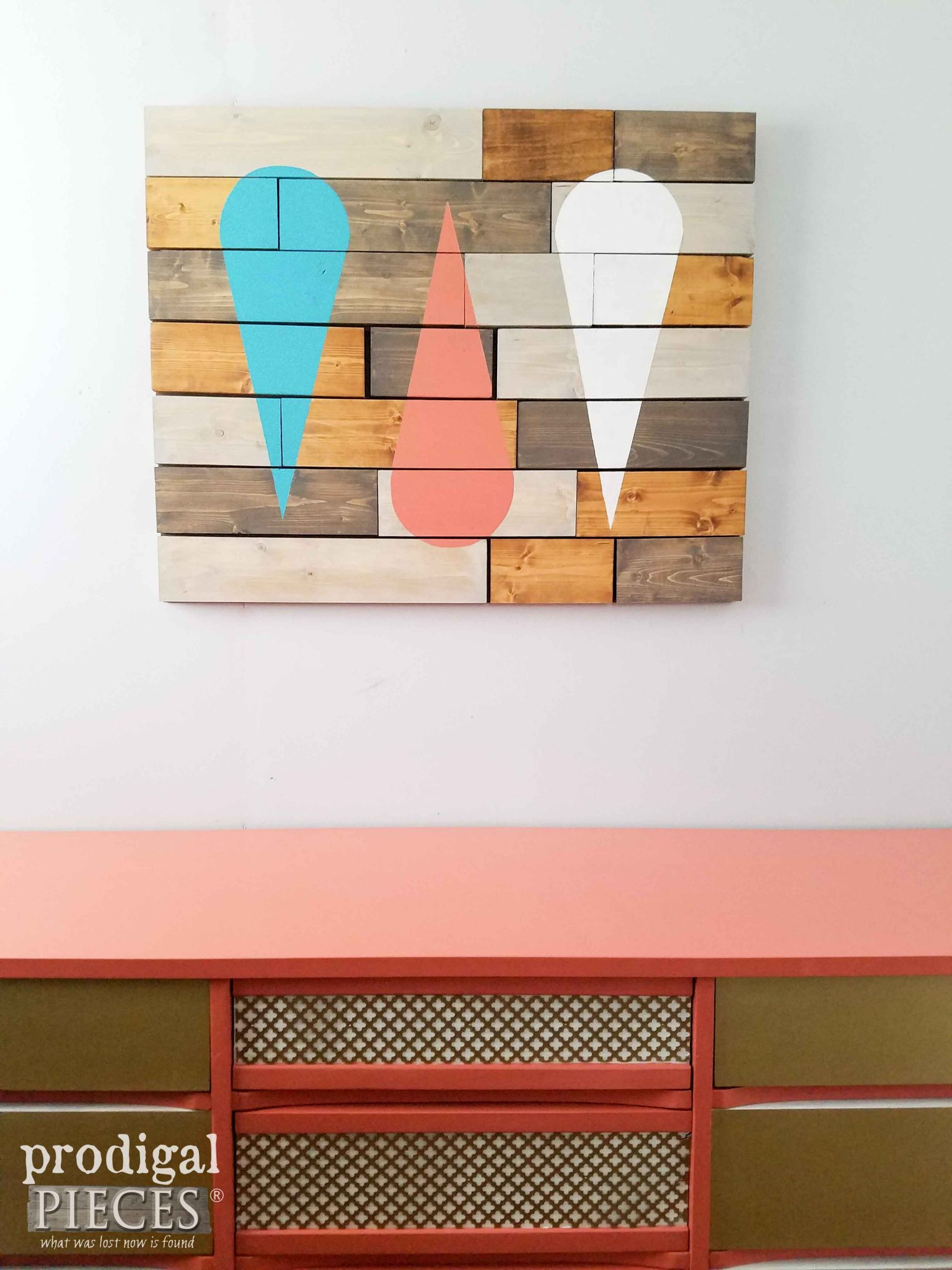 Modern Chic Wall Art by Prodigal Pieces | prodigalpieces.com
