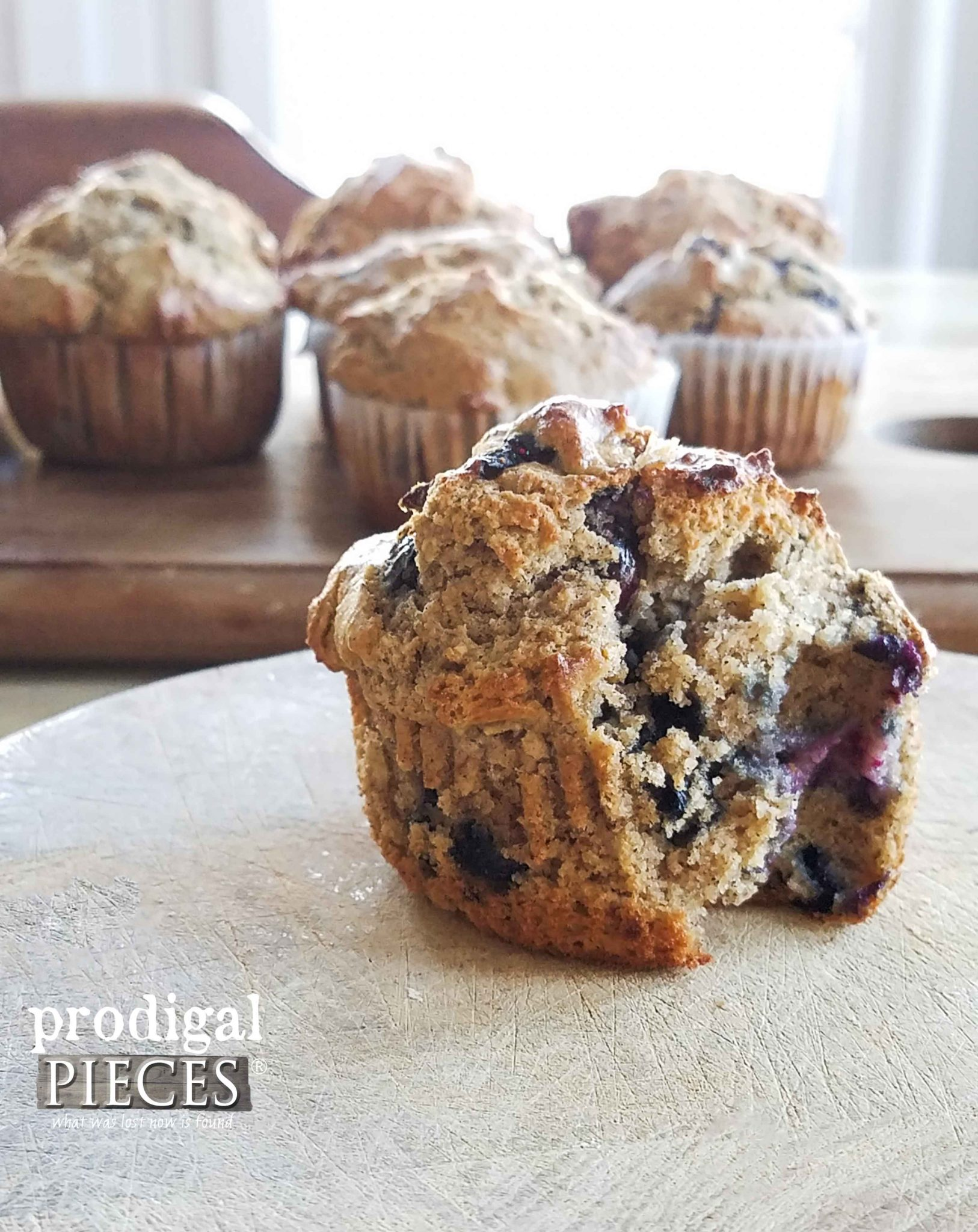 Grain-Free Muffin Recipe that affords nourishment as well as yummy taste by Prodigal Pieces   prodigalpieces.com