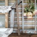 Collected Vignette of Salvaged Finds and Vintage Textiles by Prodigal Pieces | prodigalpieces.com