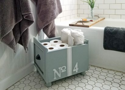 Featured DIY Storage from Repurposed Materials by Prodigal Pieces | prodigalpieces.com