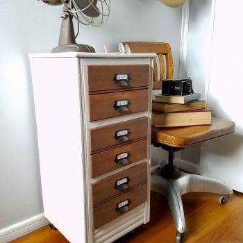 Industrial Style Apothecary Cabinet DIY by Prodigal Pieces | prodigalpieces.com