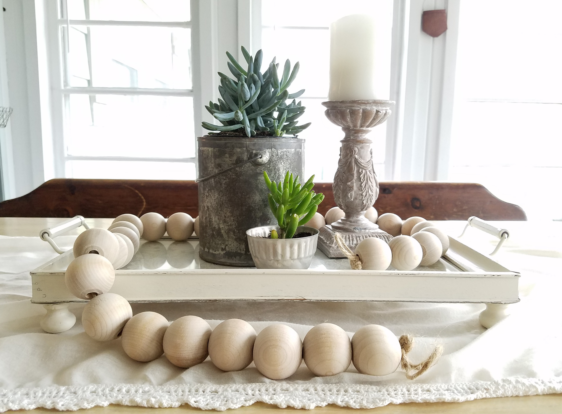 Featured Thrifted Tray Makeover by Prodigal Pieces | prodigalpieces.com