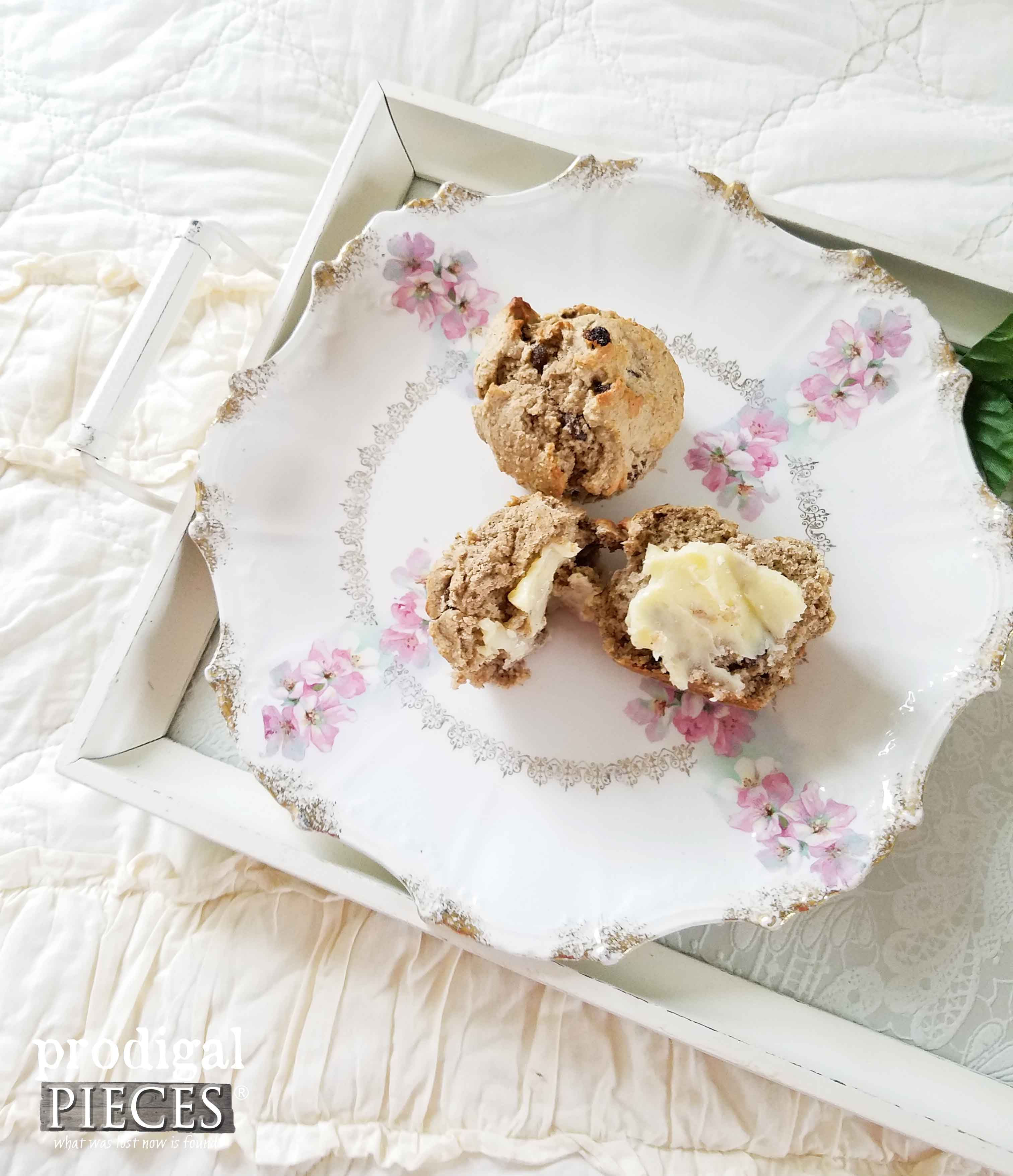 Grain Free Muffin Recipe by Prodigal Pieces | prodigalpieces.com