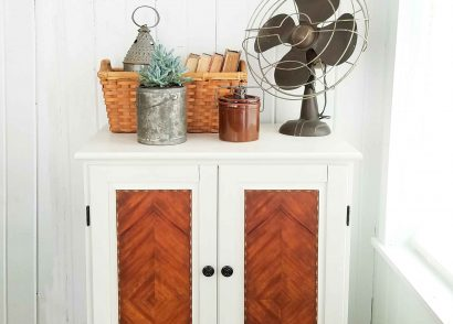 Featured Farmhouse Chic Cabinet Makeover by Prodigal Pieces | prodigalpieces.com