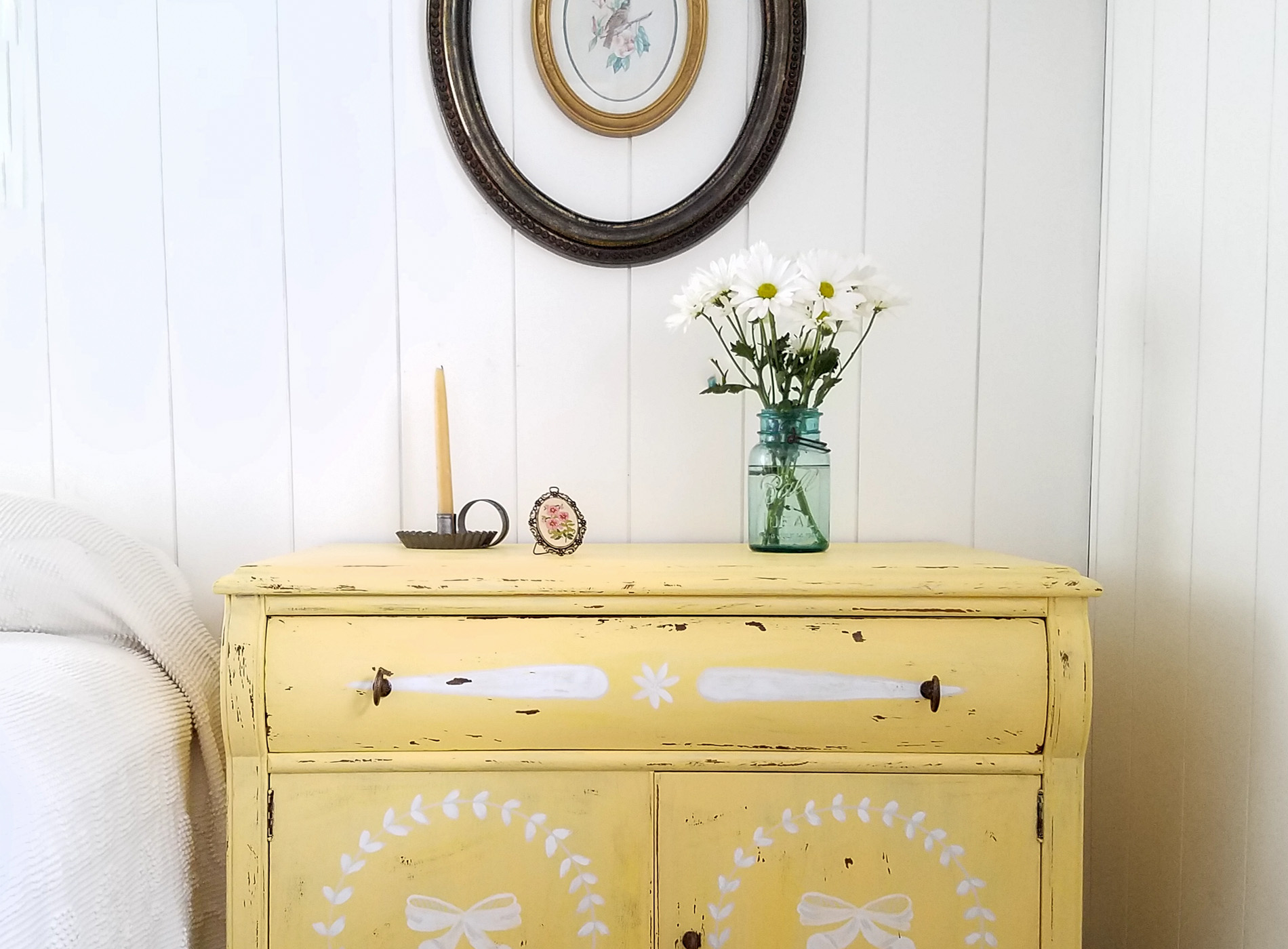 Featured Vintage Chest Makeover by Prodigal Pieces | prodigalpieces.com
