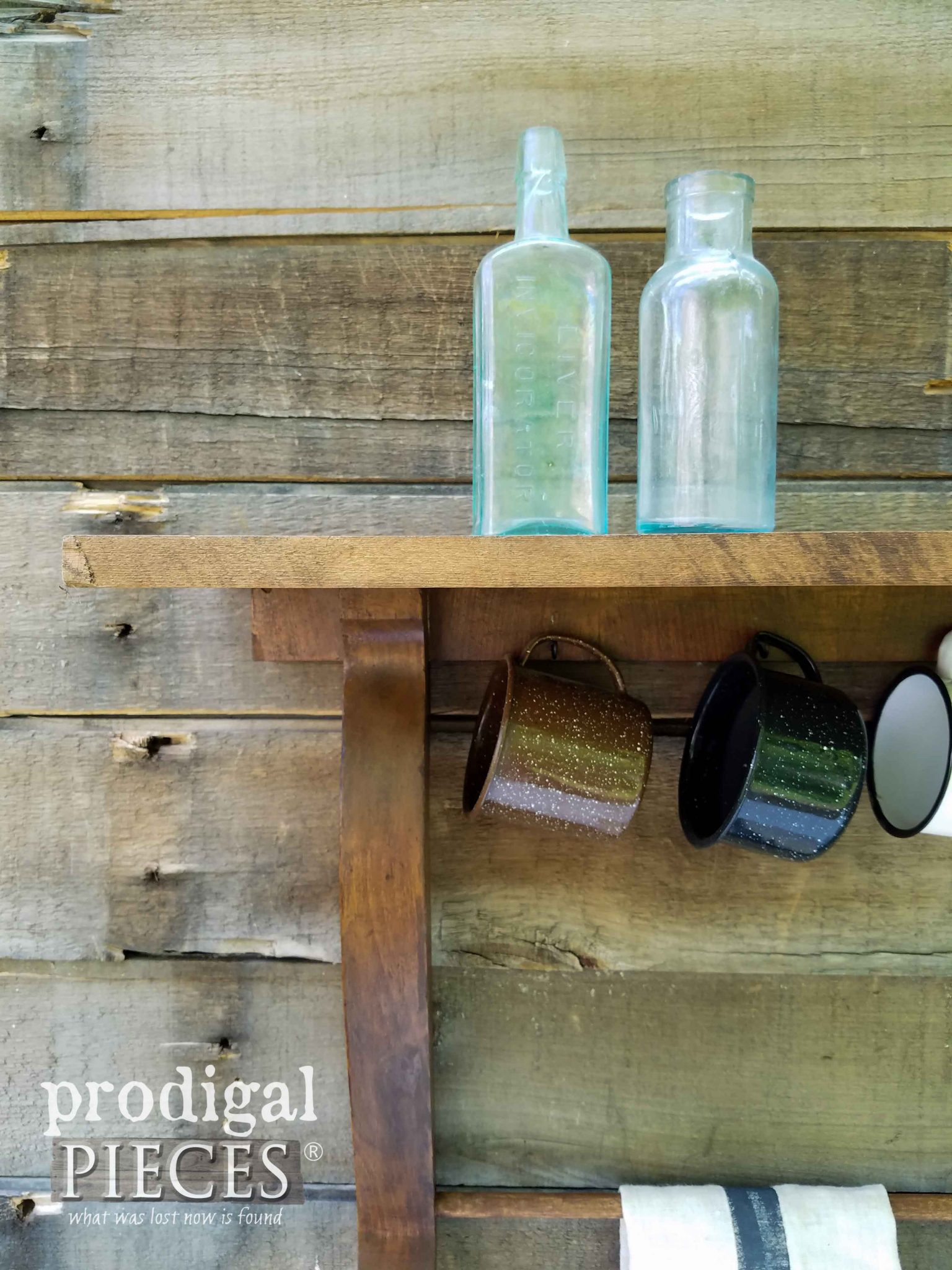 Rustic Farmhouse Decor by Prodigal Pieces | prodigalpieces.com