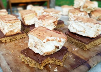 Featured Homemade Marshmallow S'Mores by Prodigal Pieces | prodigalpieces.com