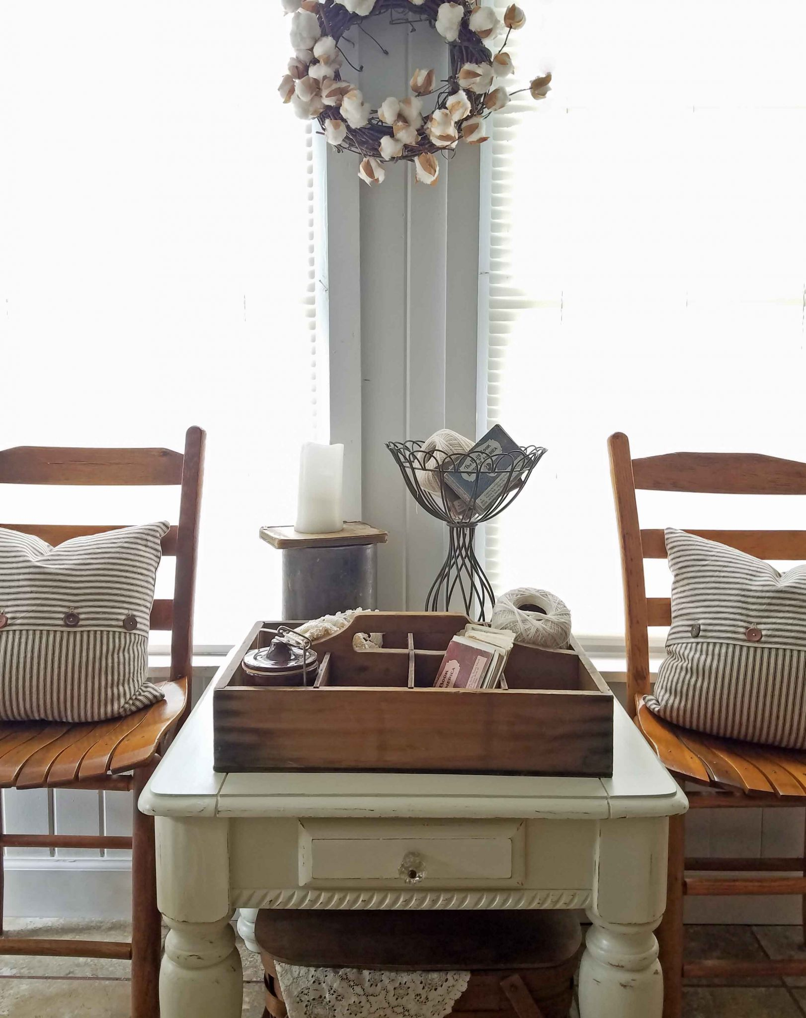 How to Add Farmhouse Style to Your Decor on a Budget by Prodigal Pieces | prodigalpieces.com