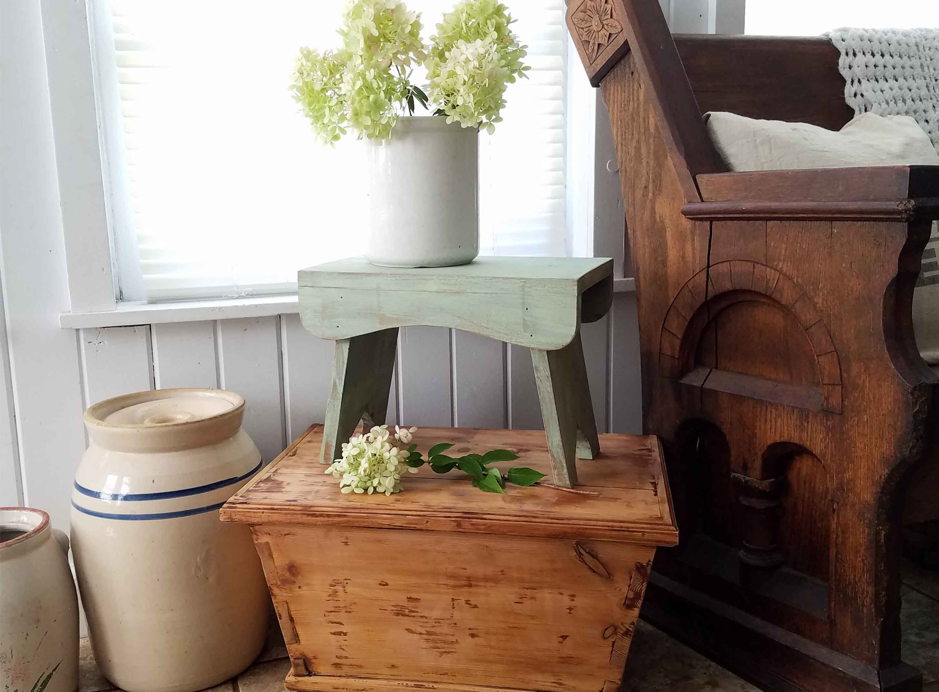 Featured Thrifted Makeovers ~ DIY Budget Decor by Prodigal Pieces | prodigalpieces.com
