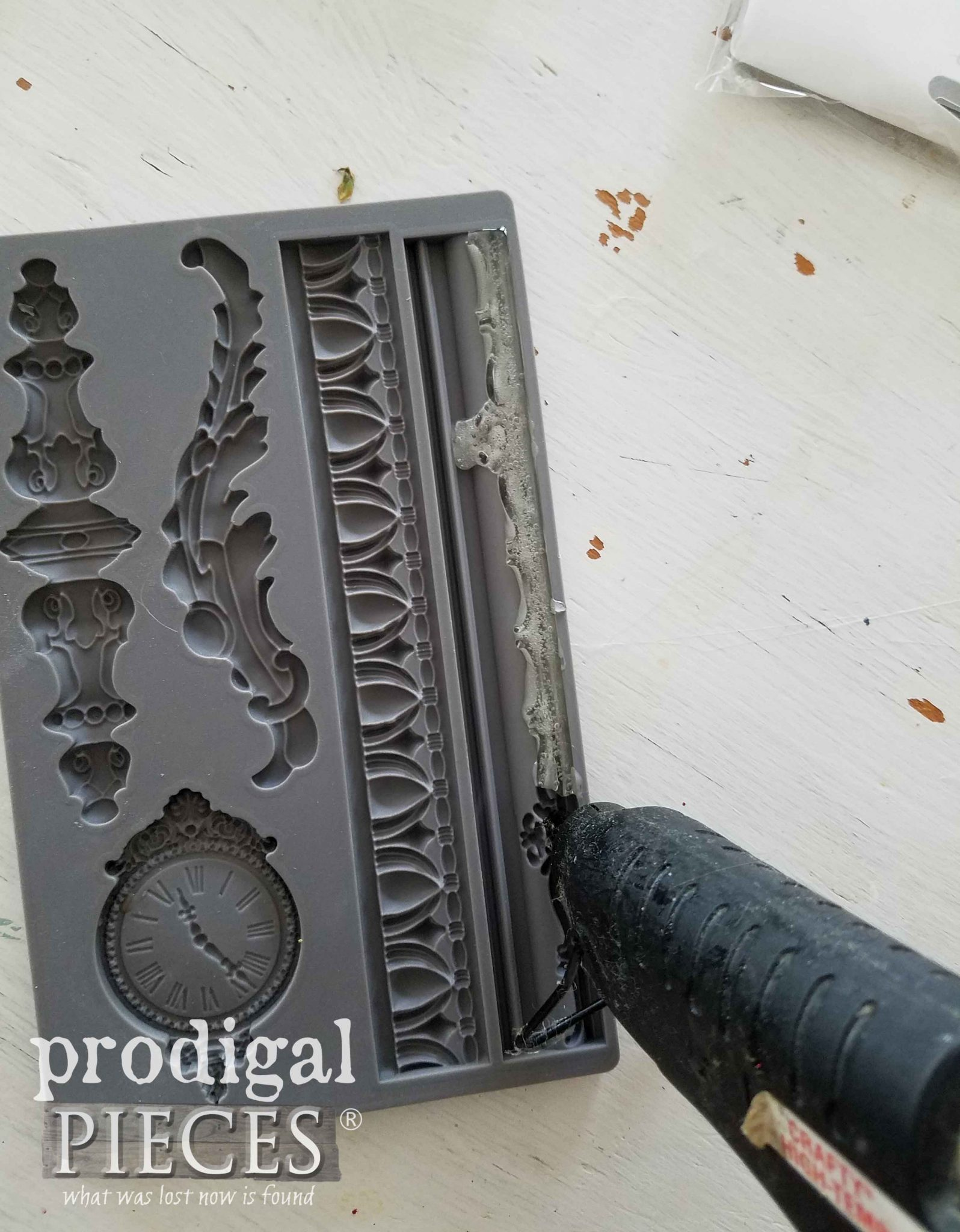 Iron Orchid Molds for Detailing Pieces | prodigalpieces.com