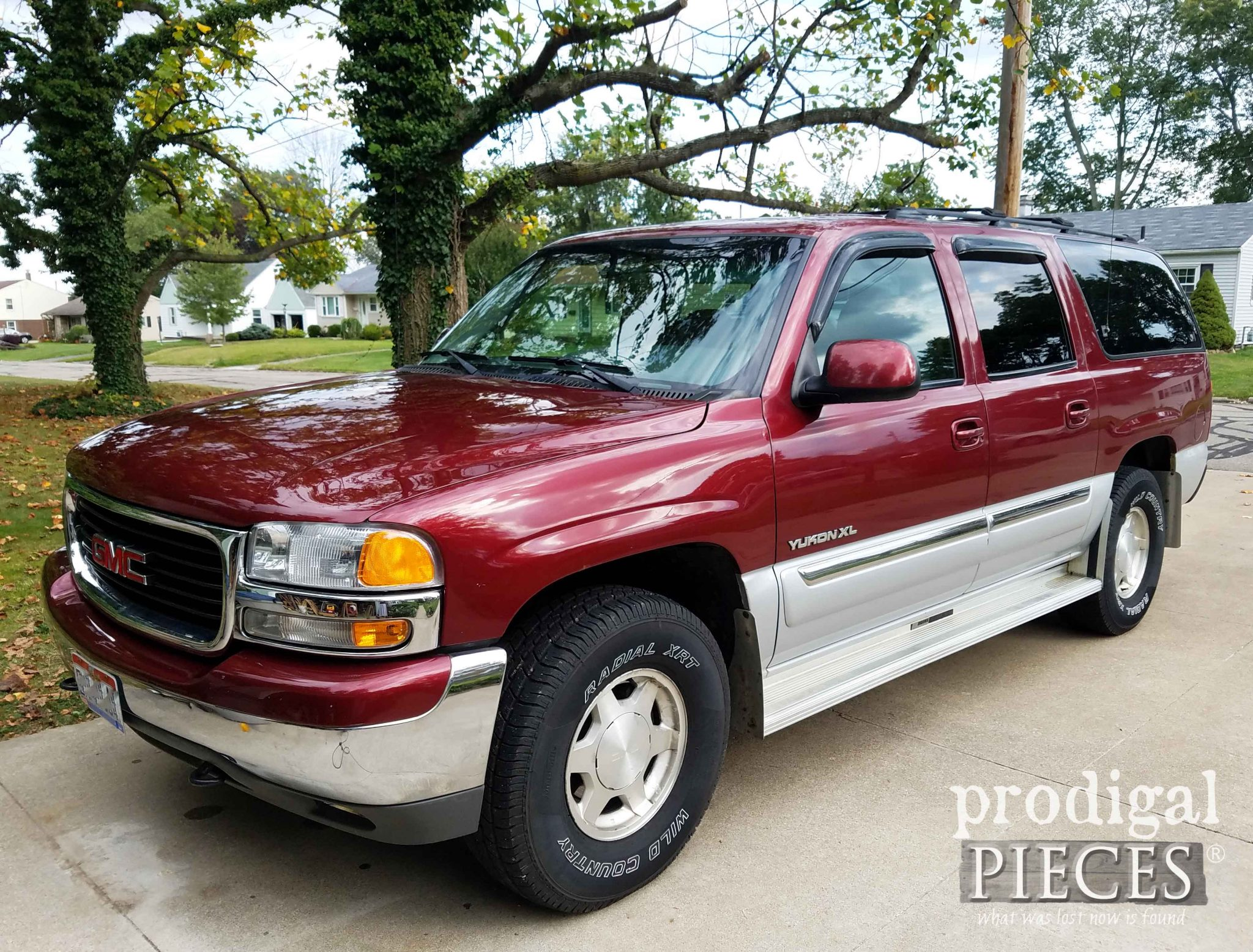 Our Used (new to us) Truck | prodgialpieces.com
