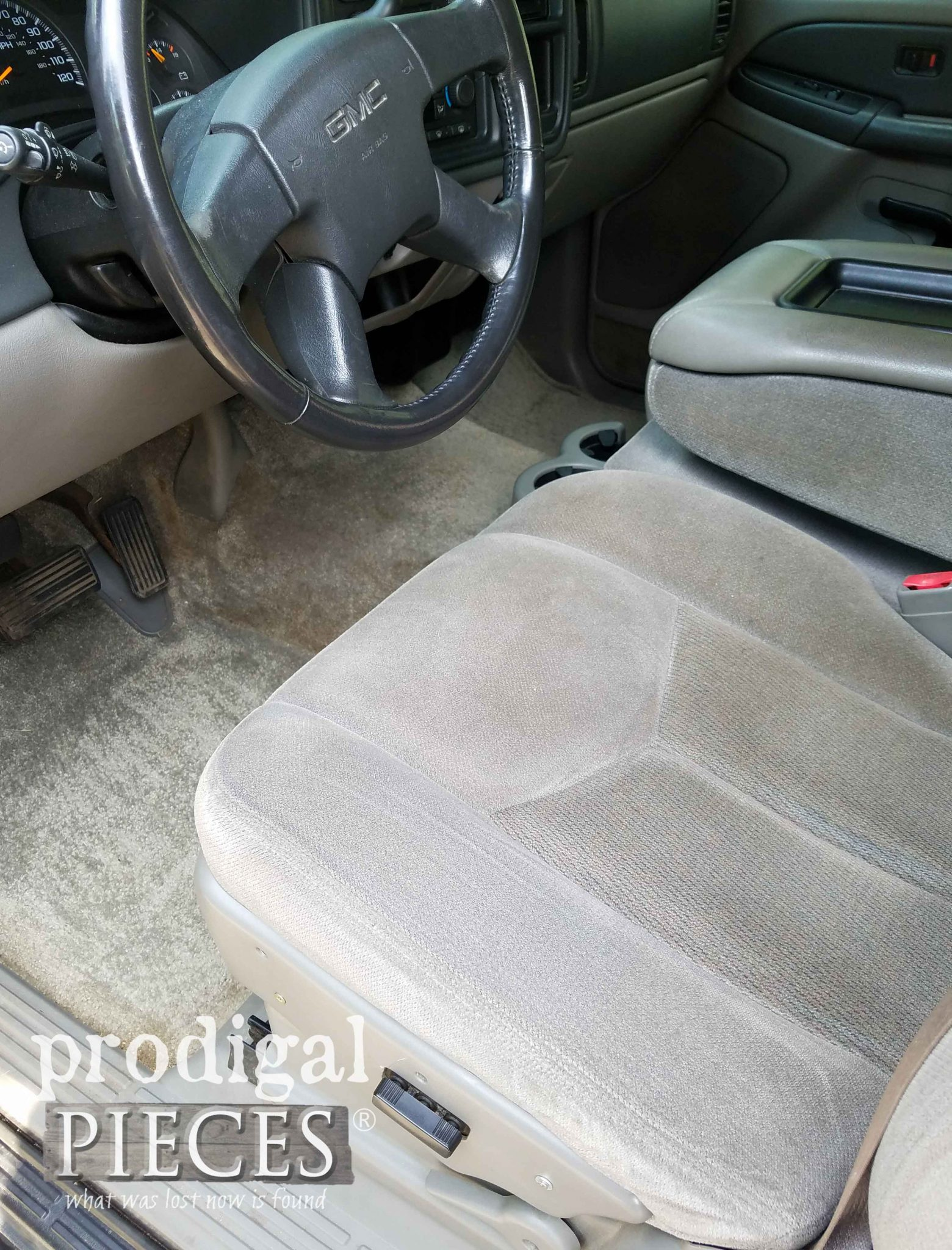 Truck Interior Before Winter-Ready Car Care | prodigalpieces.com