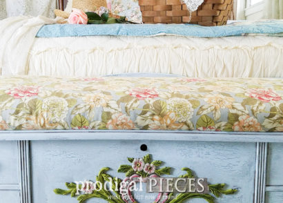 Featured Lane Cedar Chest with Cottage Style by Prodigal Pieces | prodigalpieces.com