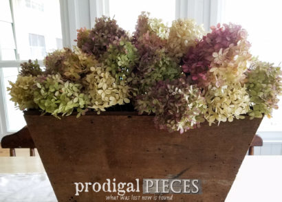 Featured Reclaimed Wood Planter by Prodigal Pieces | prodigalpieces.com