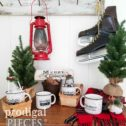 Prodigal Pieces Christmas Campfire Mug Gift Set. Available at prodigalpieces.com