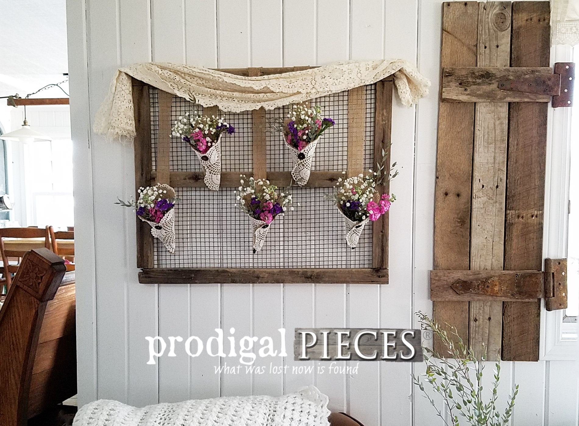 title | rustic farmhouse wall decor