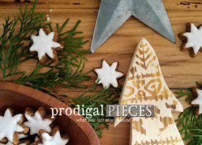 Featured Heat Gun Wood Burning by Larissa of Prodigal Pieces | prodigalpieces.com