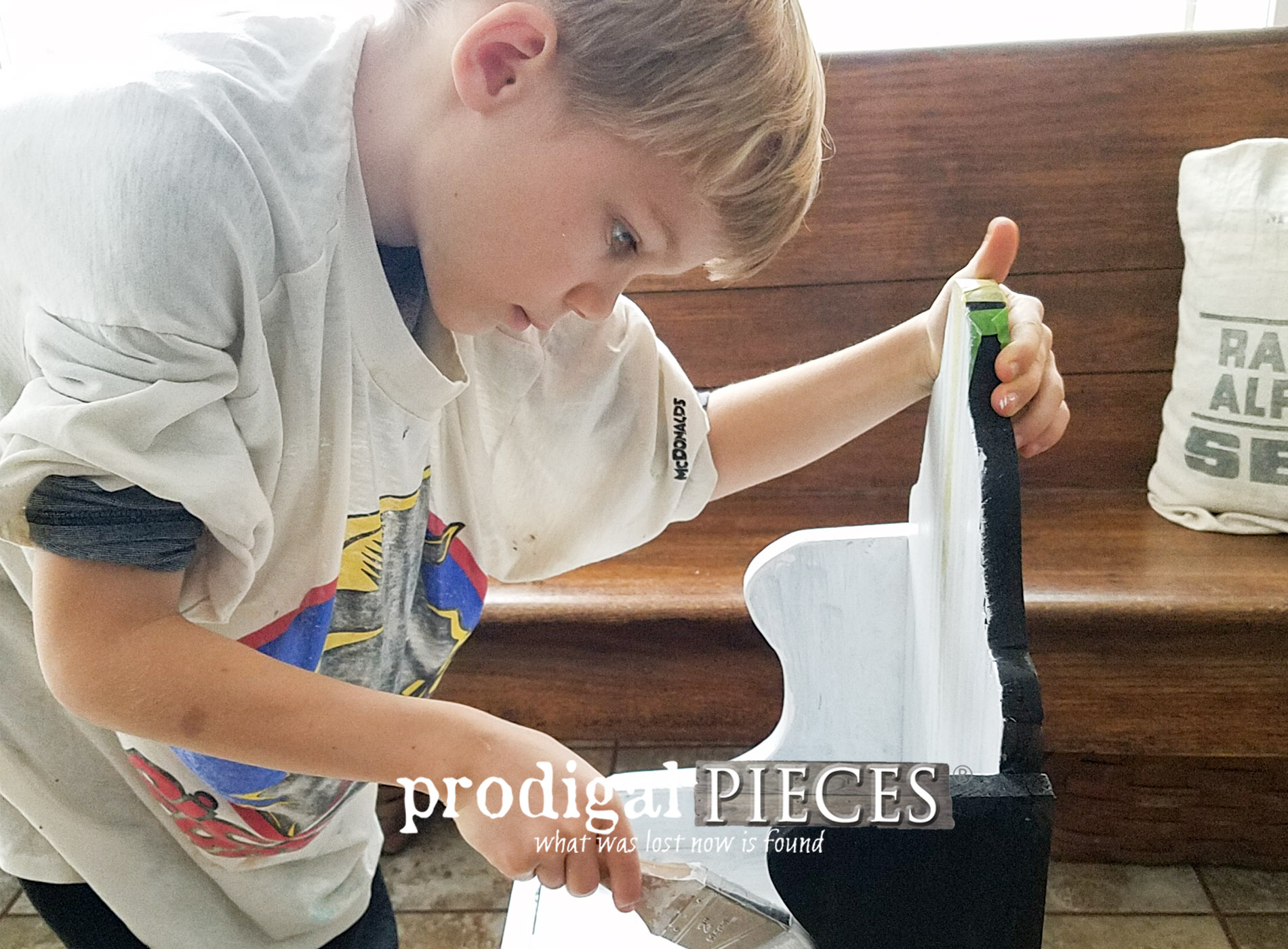 Featured Kids Learning and Creating DIY Projects by Prodigal Pieces | prodigalpieces.com