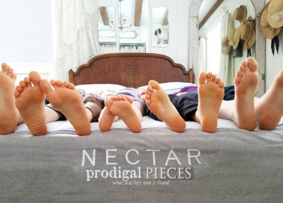 Featured NECTAR Mattress Review by Prodigal Pieces | prodigalpieces.com
