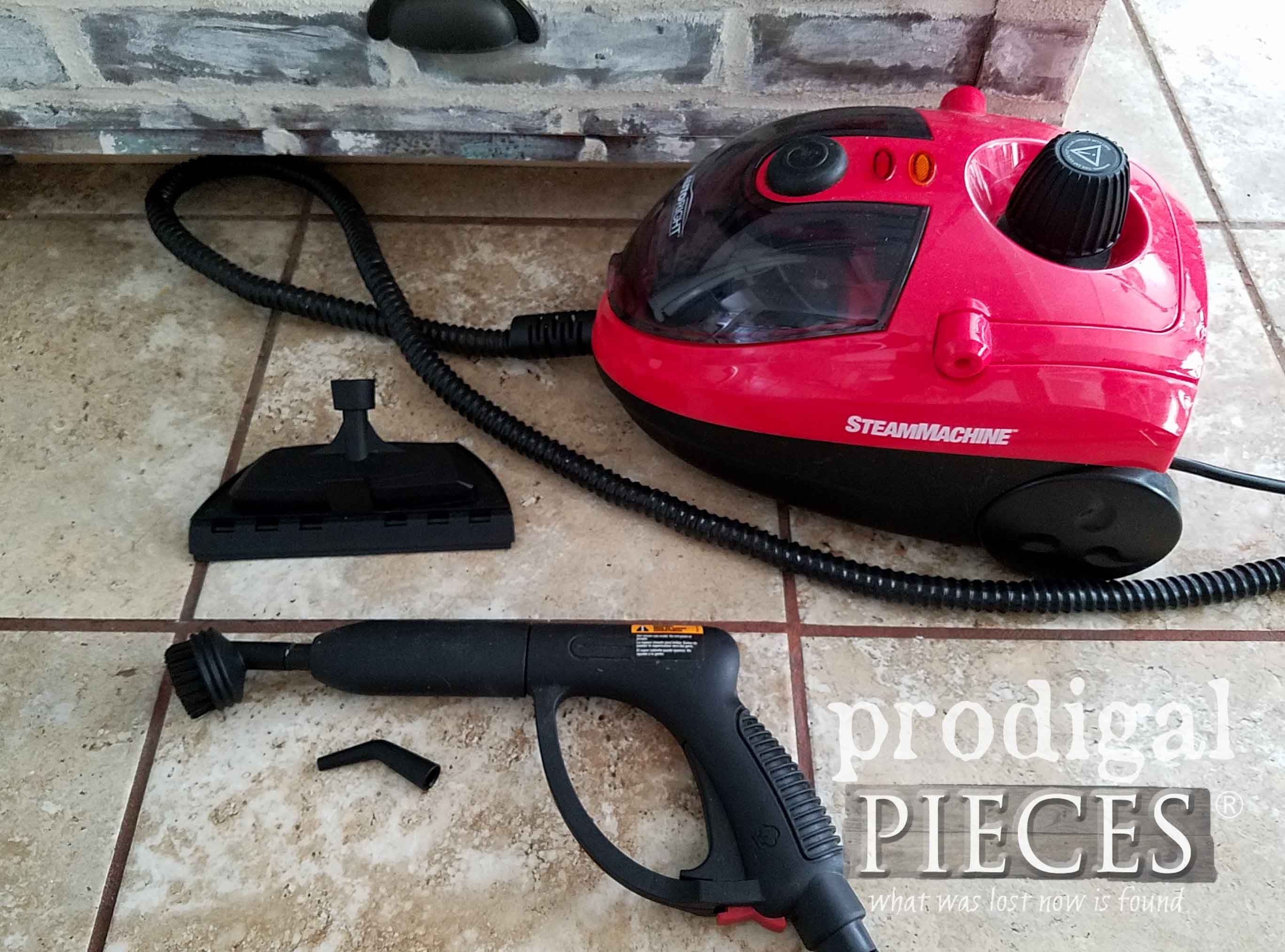 HomeRight Steam Machine for all your household cleaning needs | prodigalpieces.com