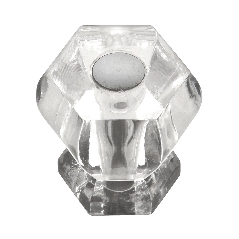 Hickory Hardware Crysacrylic Knobs | prodigalpieces.com