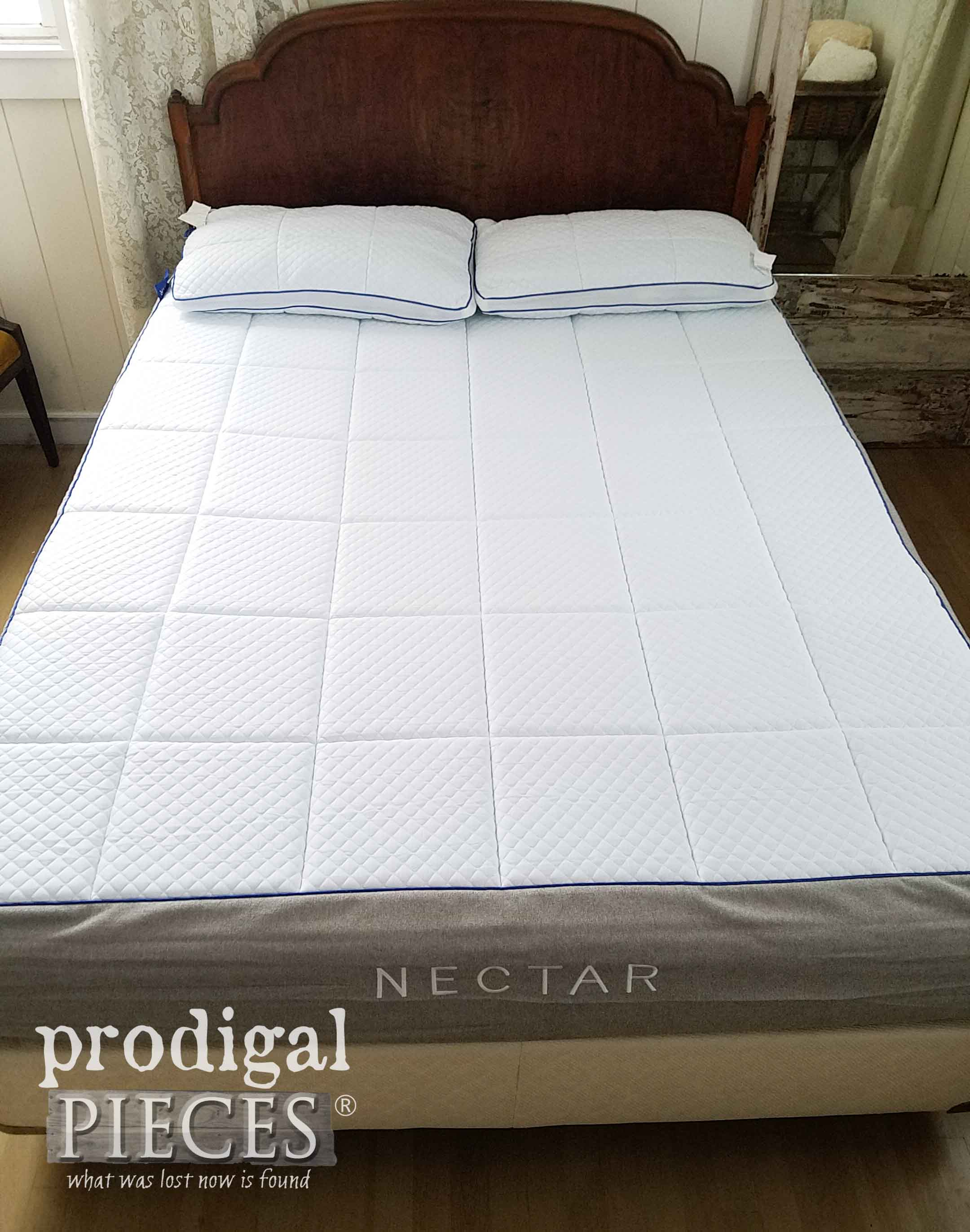 Queen Size NECTAR Mattress Review | prodigalpieces.com
