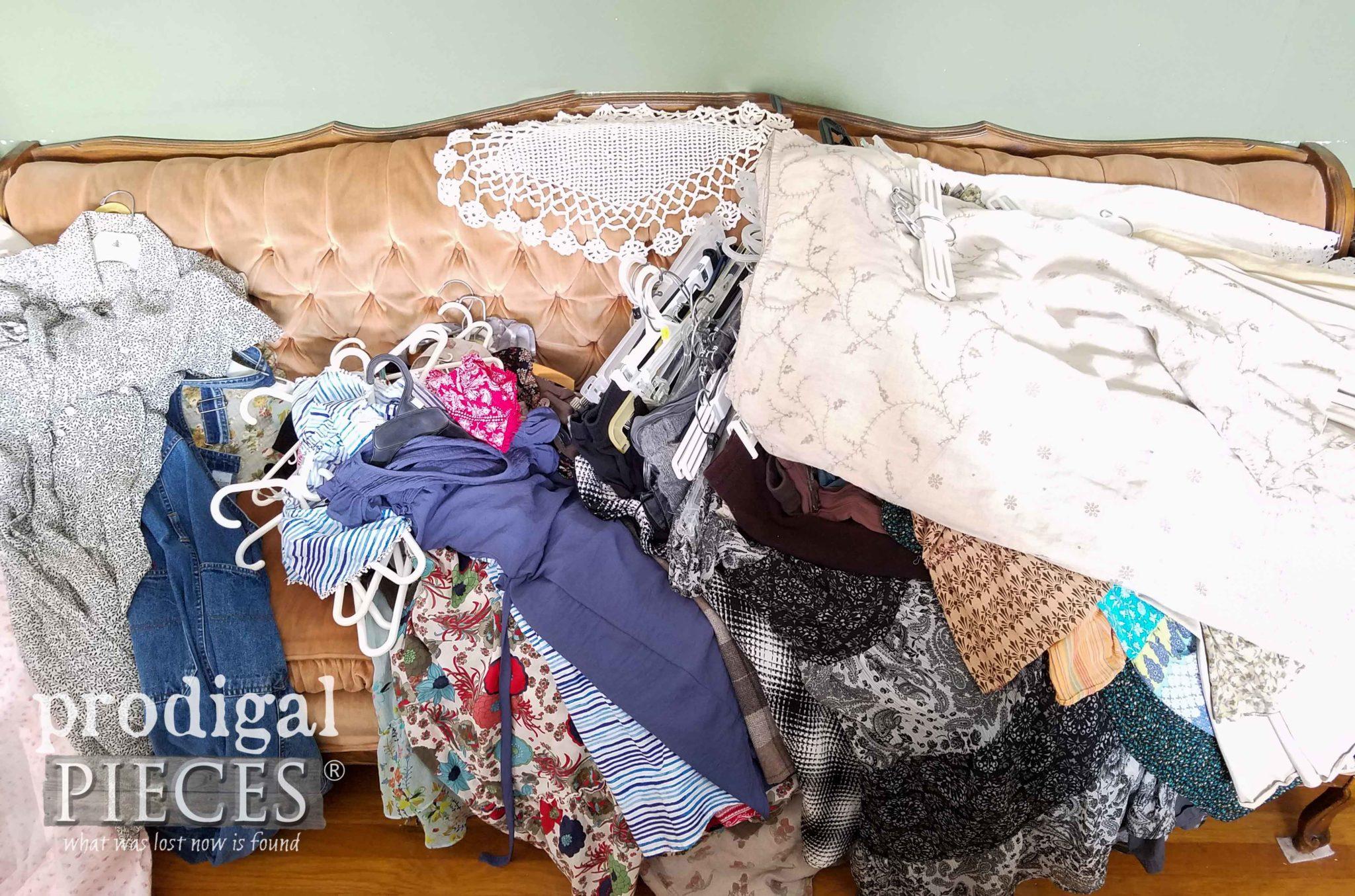 Hot Mess of Clothes...hahaha...  prodigalpieces.com