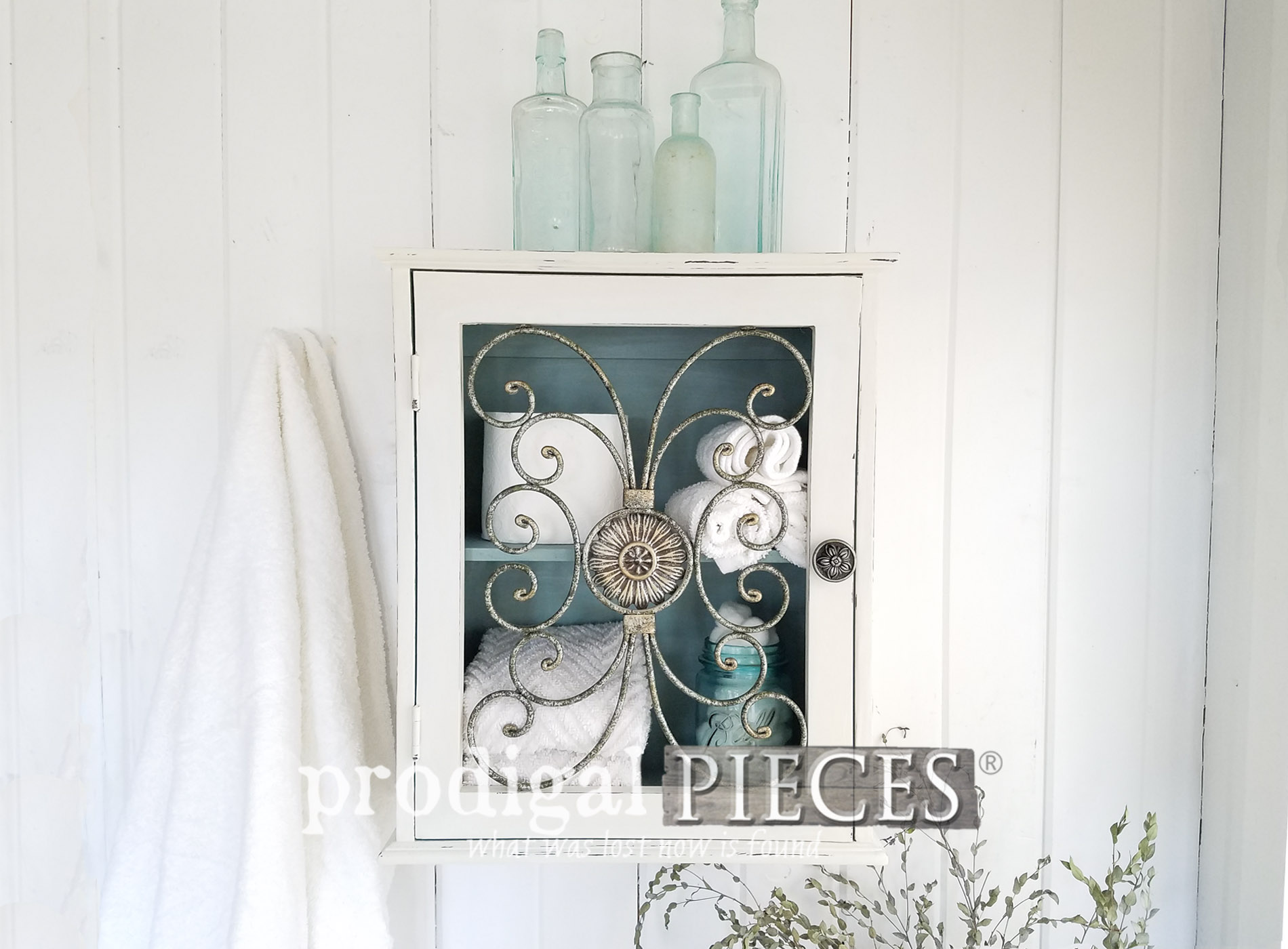 Featured Home Decor Storage from Thrift Store Finds by Prodigal Pieces | prodigalpieces.com