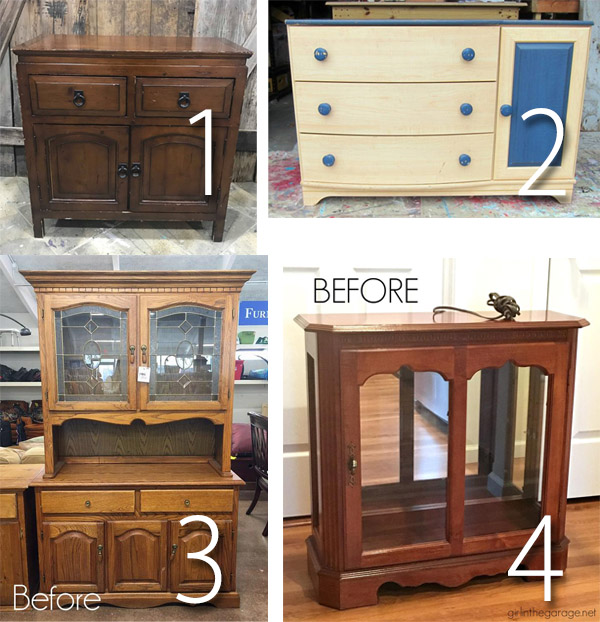 Furniture Fixer Uppers February 2018 | prodigalpieces.com