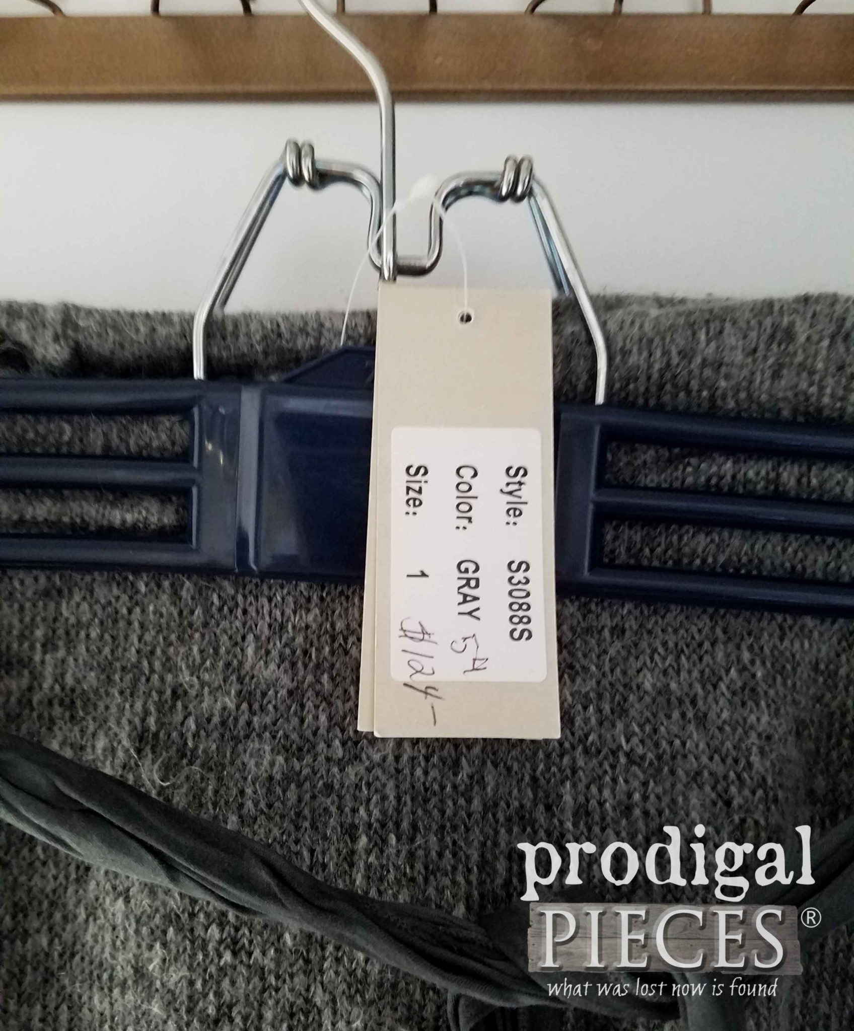 Skirt Price Tag | prodigalpieces.com