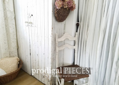 Featured Broken Chair Repair & Update by Prodigal Pieces | prodigalpieces.com