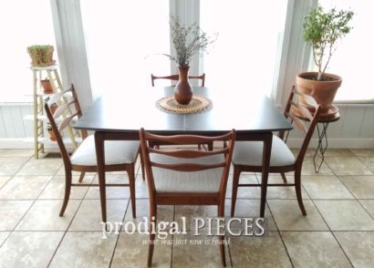 Featured How to Paint Laminate Furniture to get a Durable Finish by Larissa of Prodigal Pieces | prodigalpieces.com