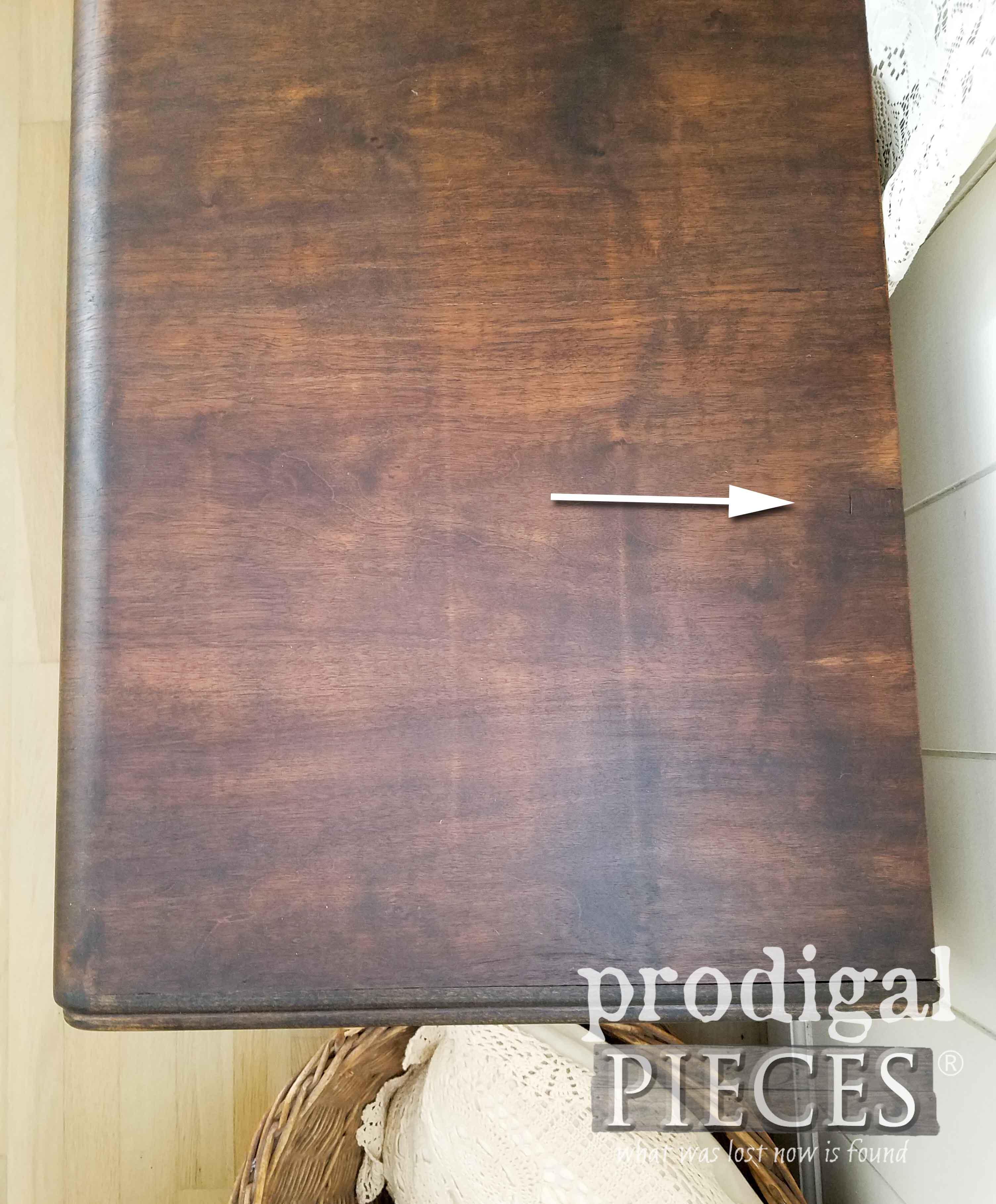 Veneer Repair After | prodigalpieces.com