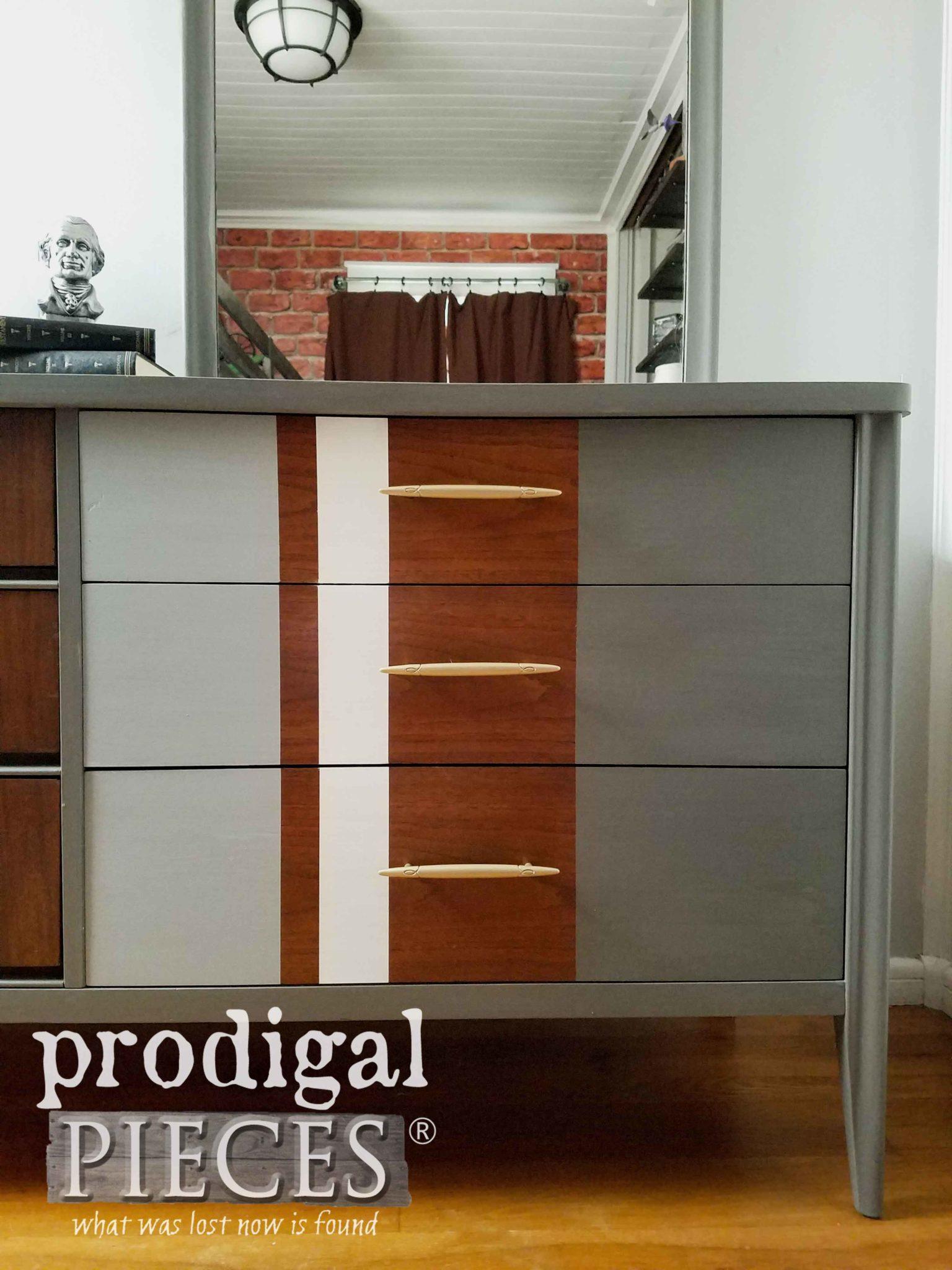 Vintage Broyhill Saga Dresser by Prodigal Pieces | prodigalpieces.com