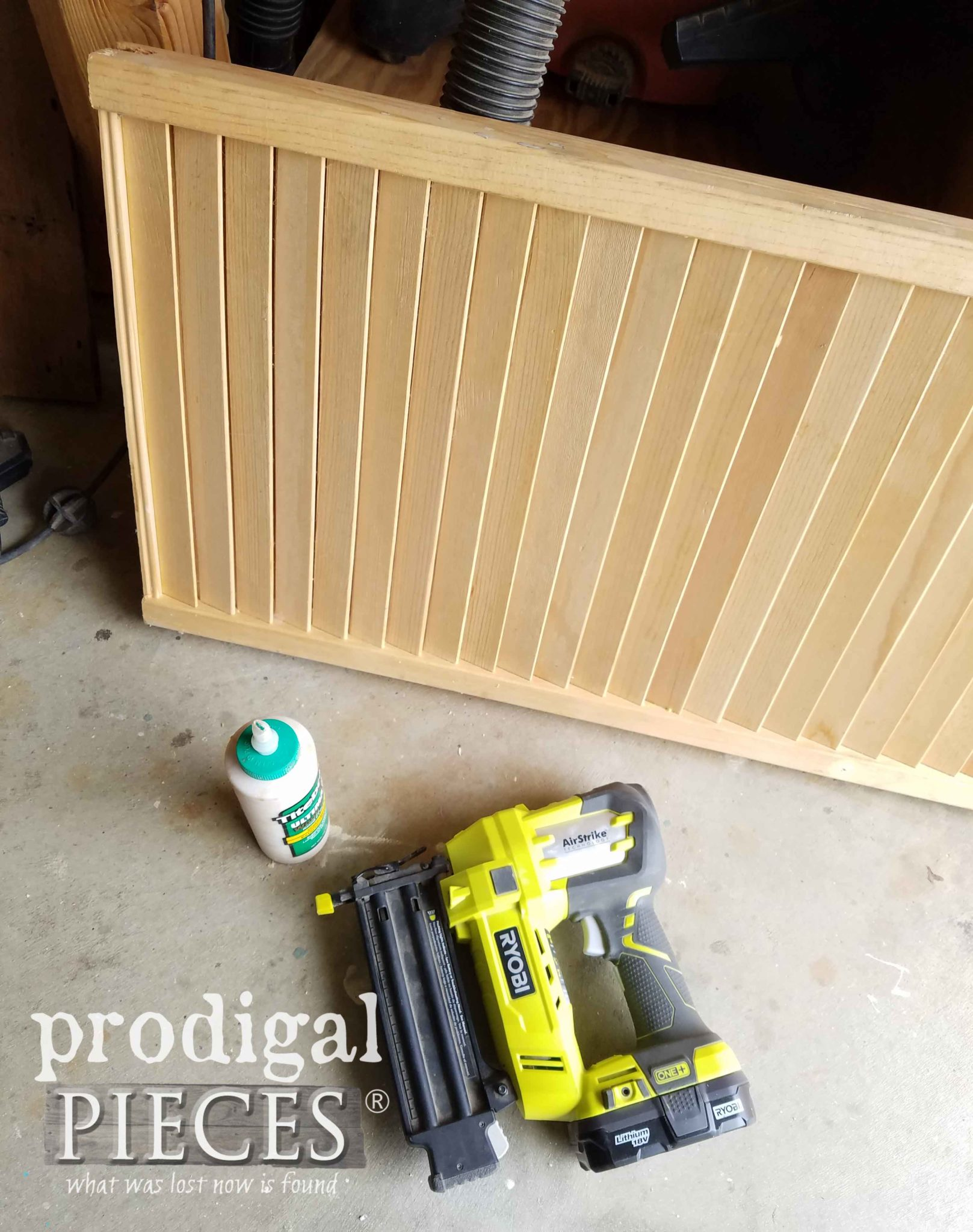 Repairing Wooden Louver Doors for Upcycling | prodigalpieces.com
