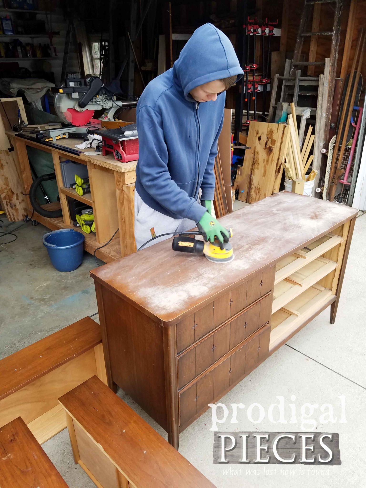 Teen Sanding Dresser Top | prodigalpieces.com