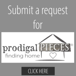 Submit a Request for Prodigal Pieces Finding Home Program | prodigalpieces.com