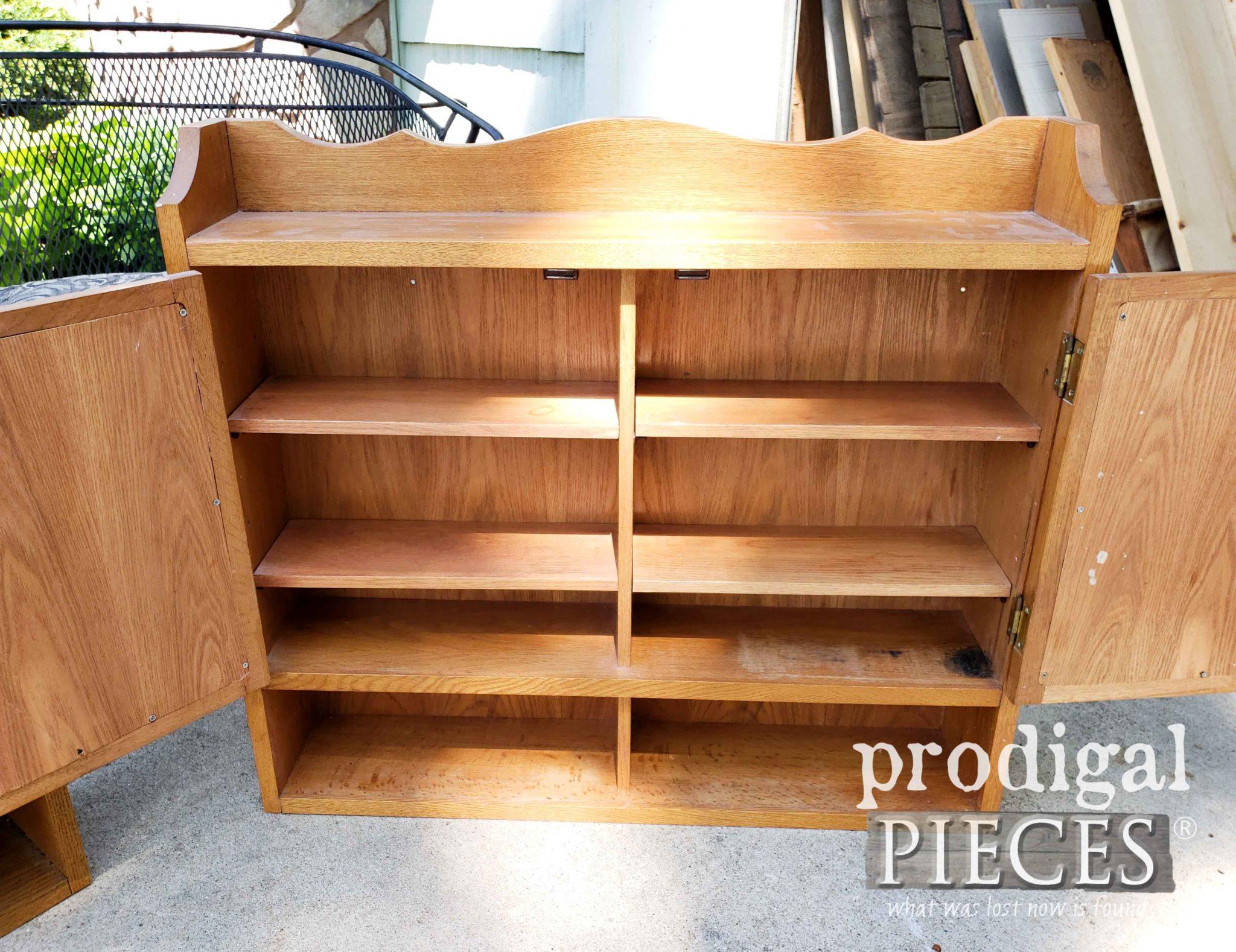 Medicine Cabinet #1 Interior | prodigalpieces.com