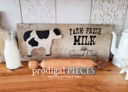 Featured Repurposed Cutting Boards by Larissa of Prodigal Pieces for some DIY fun | prodigalpieces.com