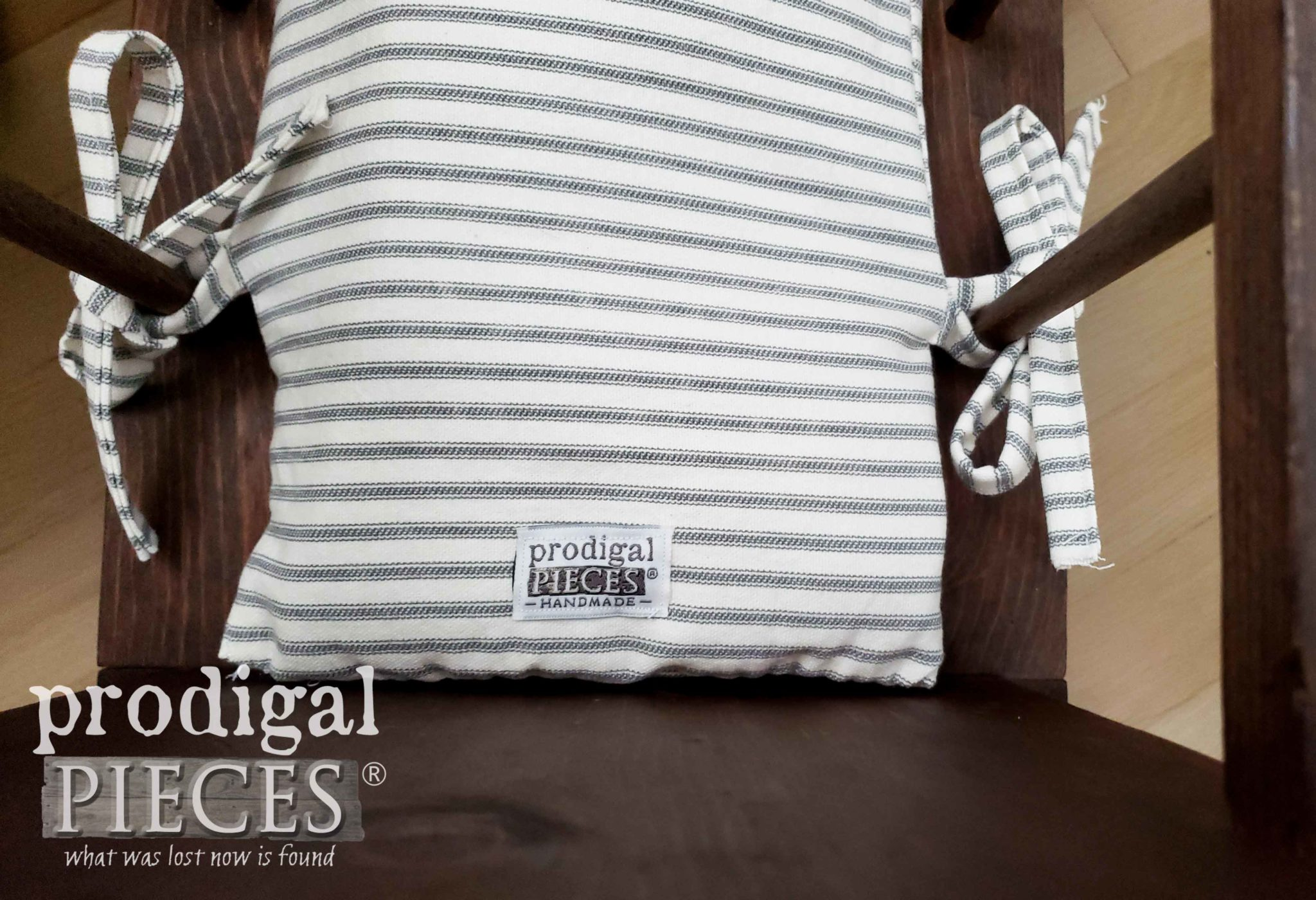 Handmade Baby Doll Cradle Mattress by Prodigal Pieces | prodigalpieces.com