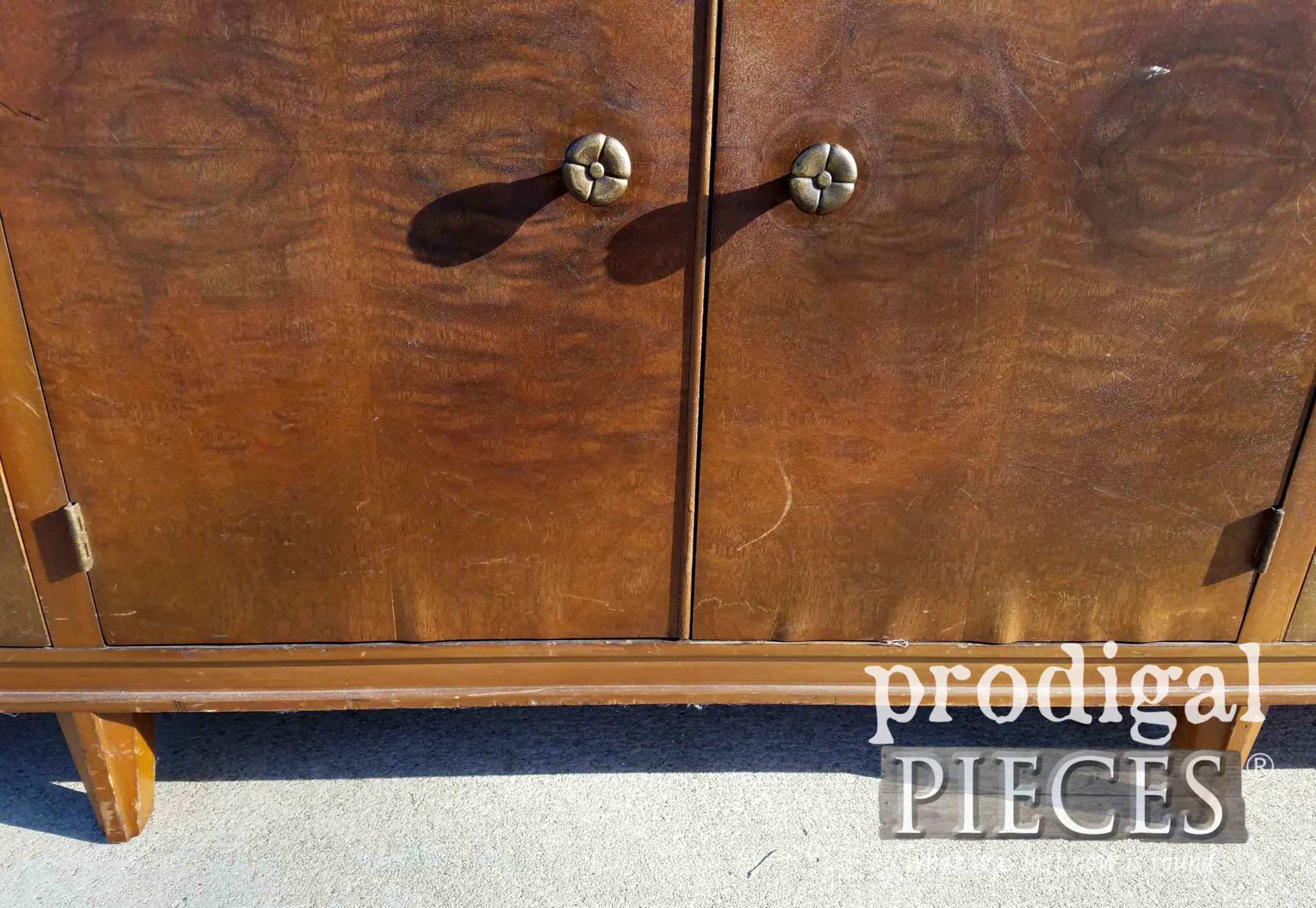 Warped Buffet Doors | prodigalpieces.com