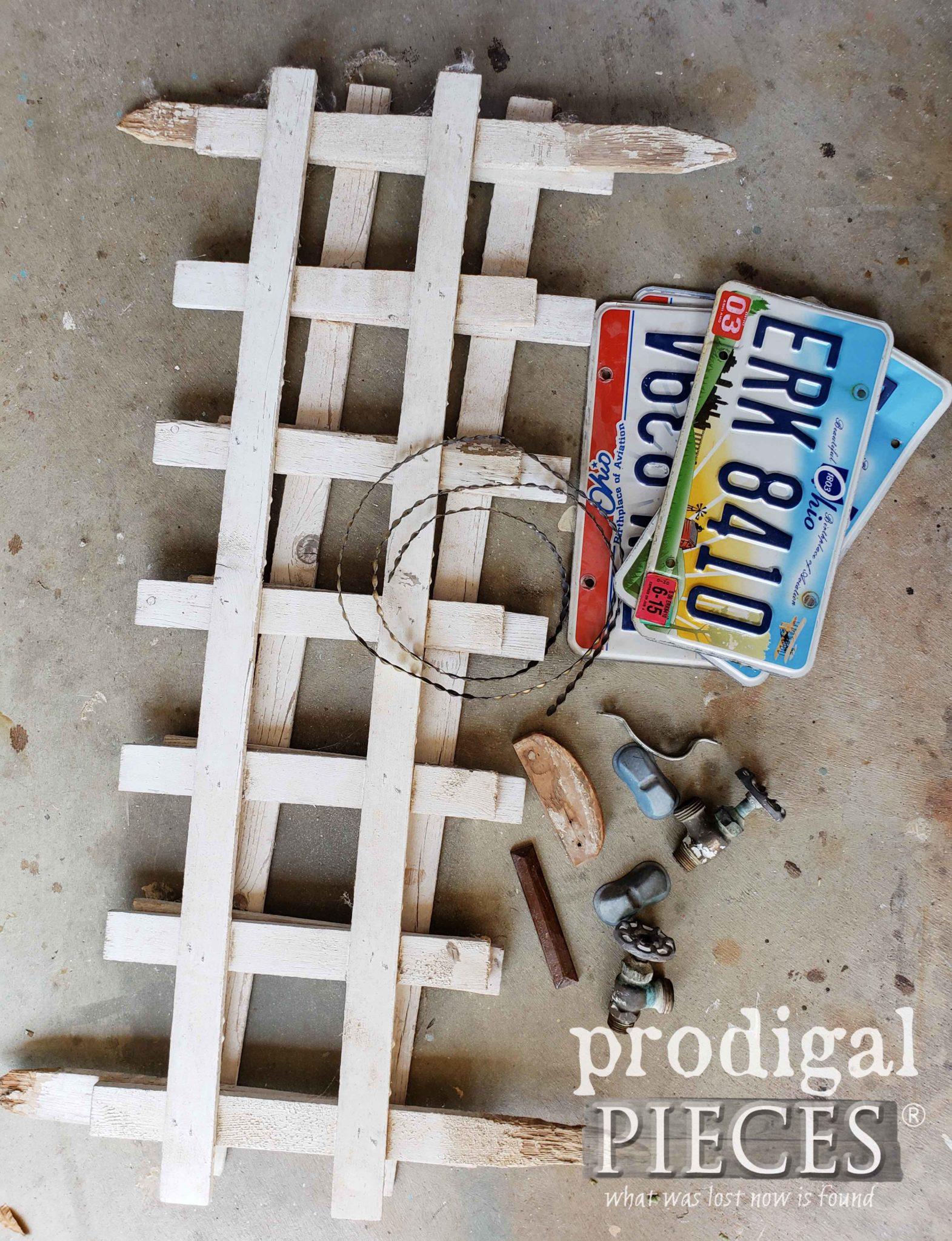 Salvaged Junk Pile to Create Handmade Birdhouses   Prodigal Pieces   prodigalpieces.com