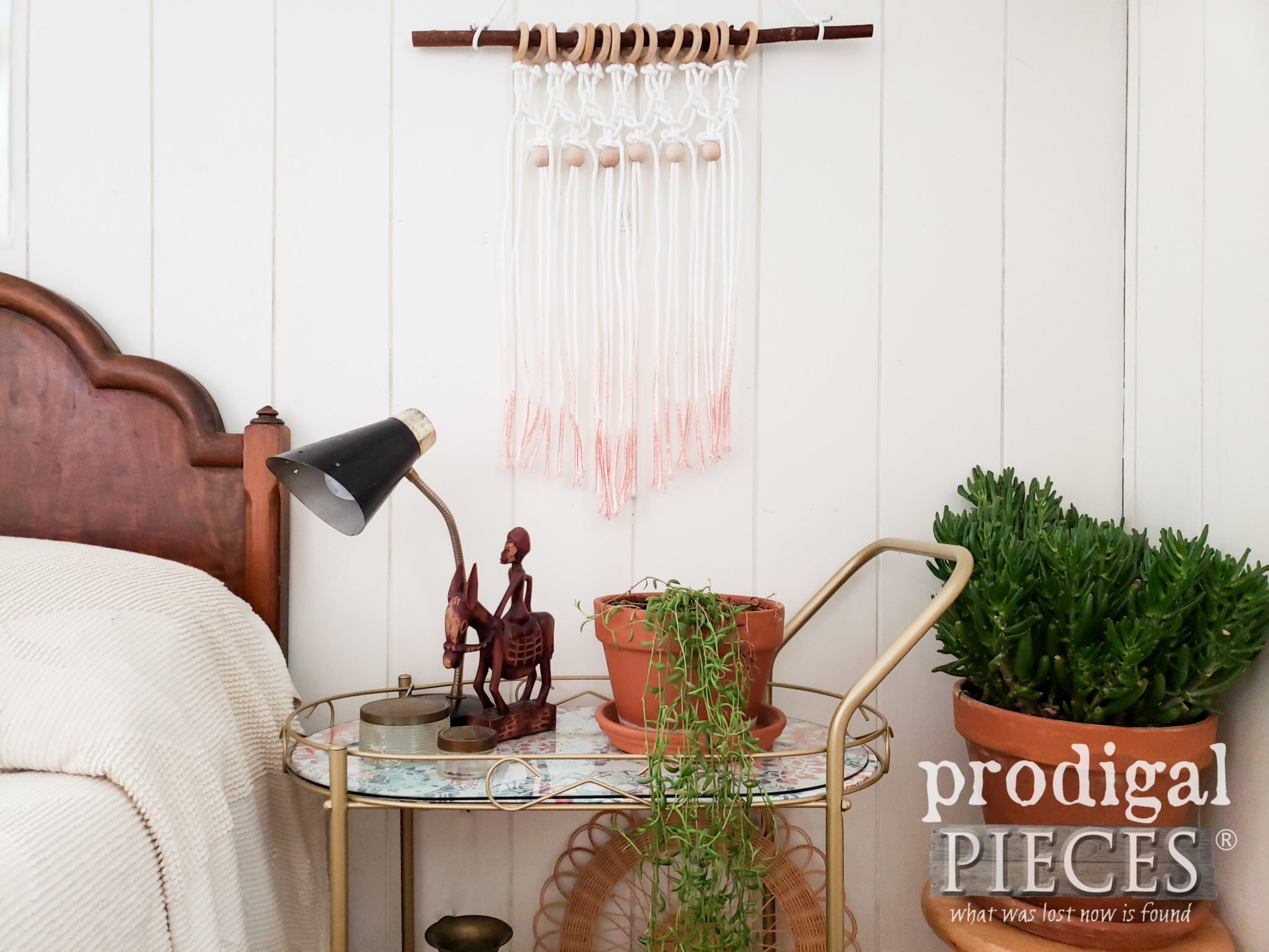 Create Boho Style Bedroom Decor DIY Style | Prodigal Pieces | prodigalpieces.com