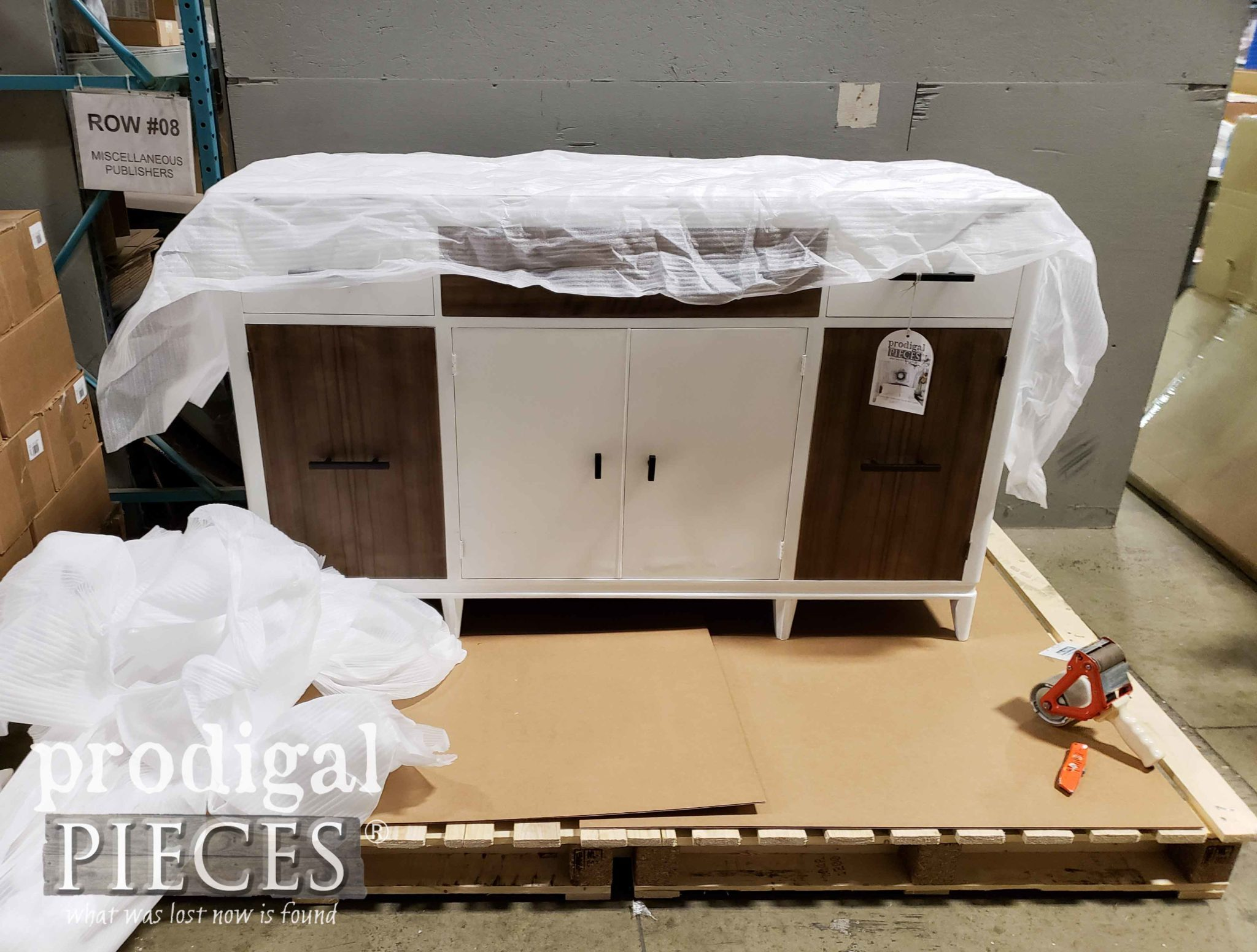 Buffet Ready to Ship | prodigalpieces.com