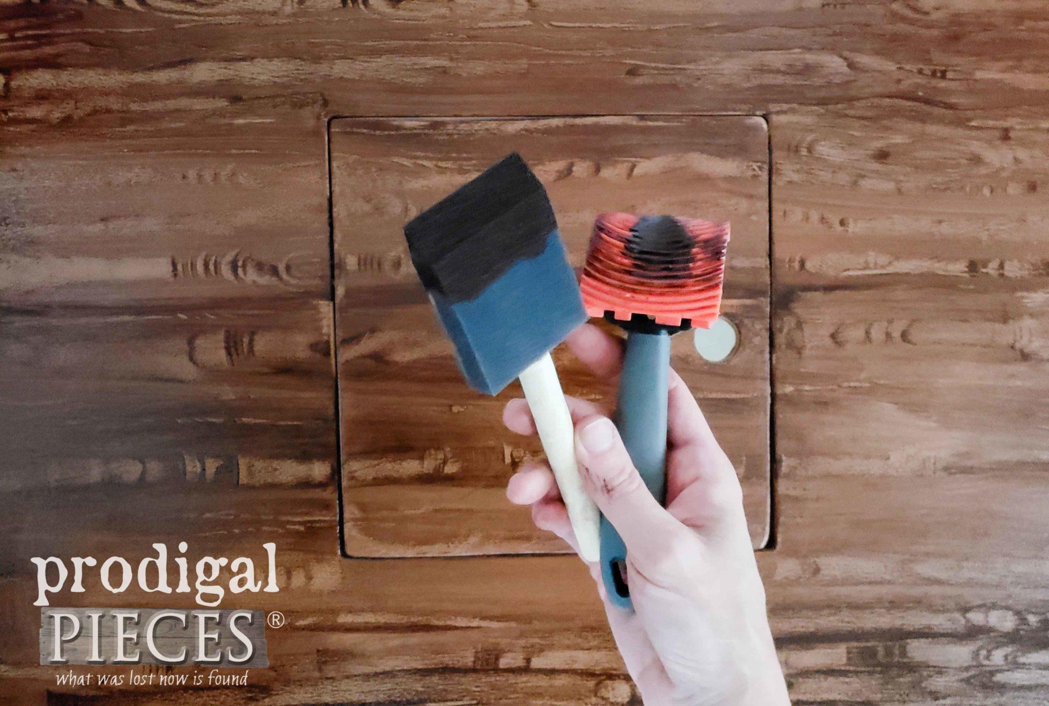 Faux Wood Graining Tools | prodigalpieces.com