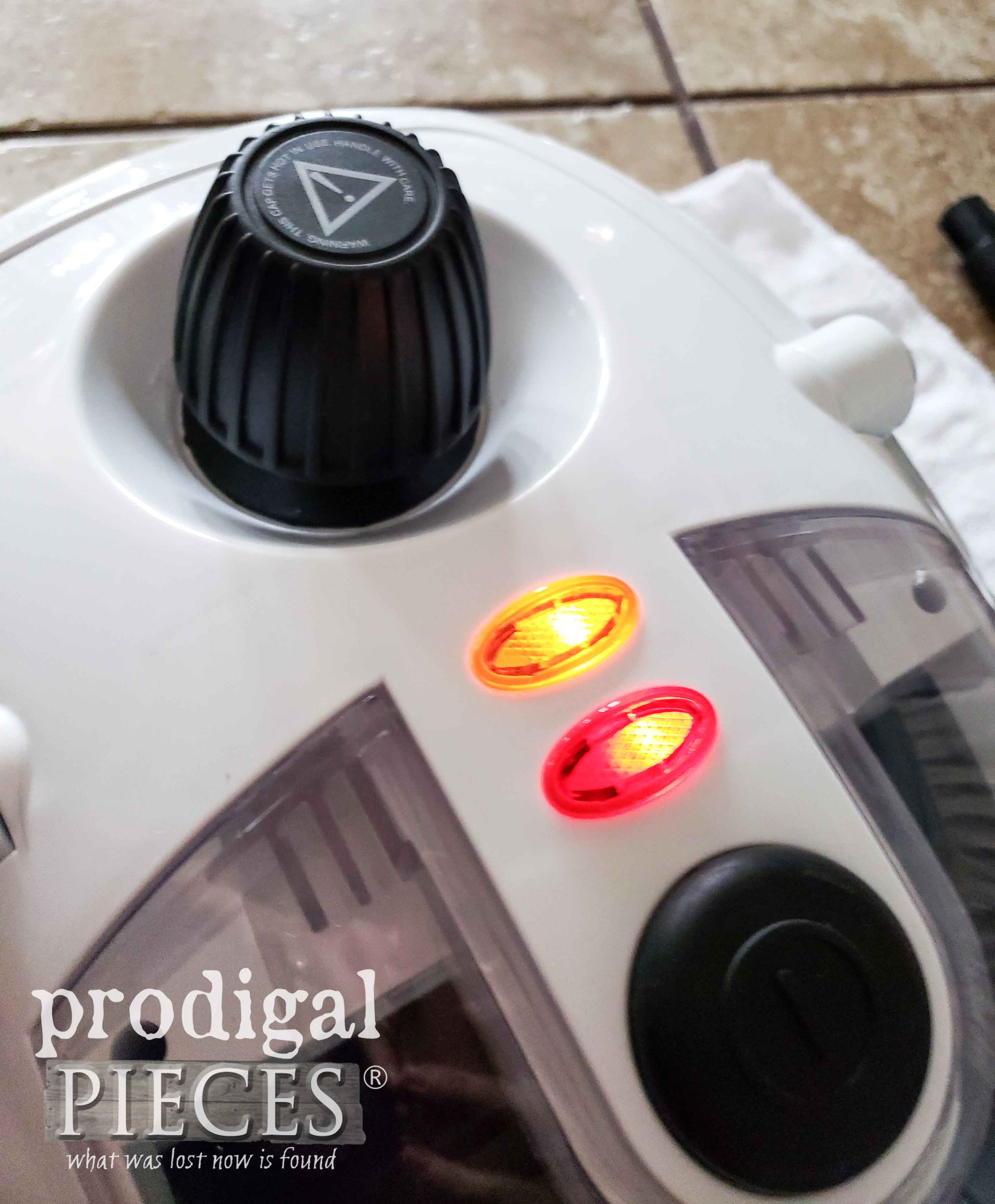 SteamMachine Elite Heating Up | prodigalpieces.com