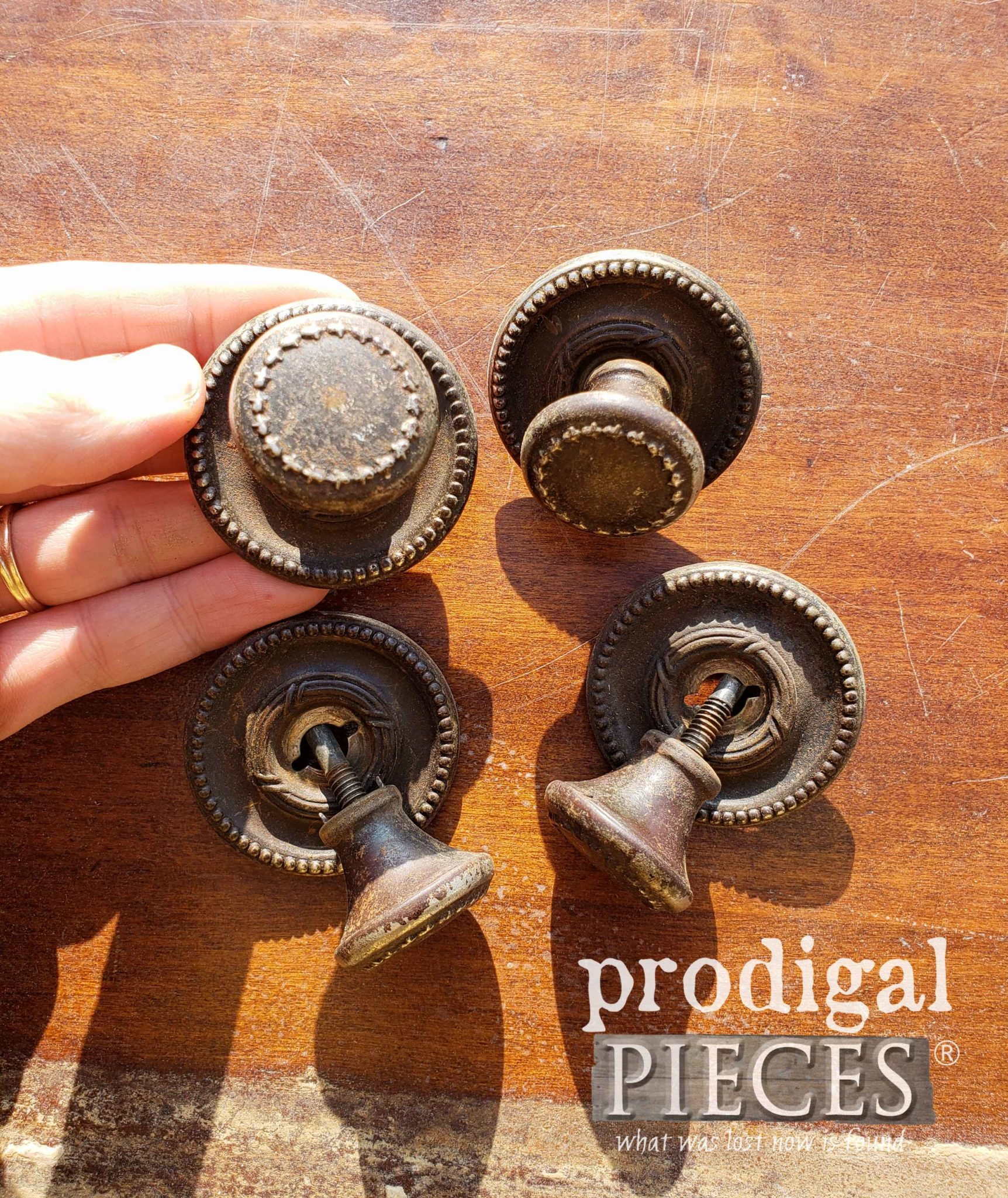 Antique Drawer Pulls | prodigalpieces.com